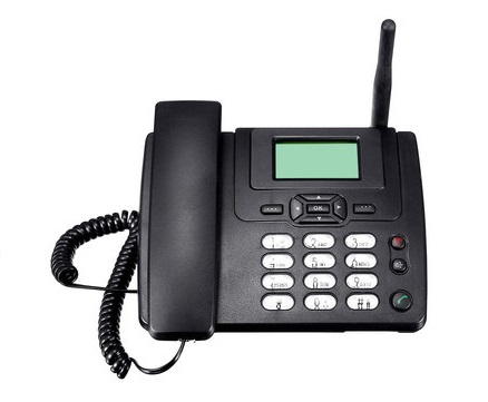 stacjonarny aparat telefoniczny ETS3125I, przewodowy