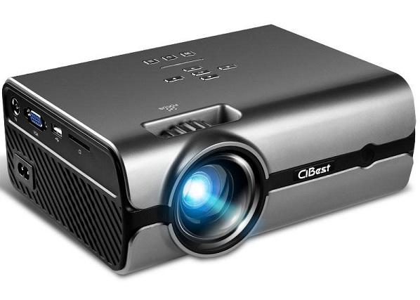 mały projektor multimedialny Cibest BL45