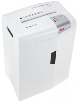niszczarka ścinkowa HSM Shredstar X10